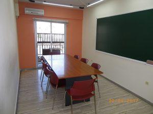 Αίθουσα Φροντιστηριού - Φροντιστήριο Νεάπολη - Φροντιστήρια Εκπαίδευση
