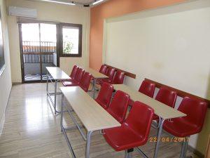 Αίθουσα - Φροντιστήρια Νεάπολη - Φροντιστήρια Εκπαίδευση